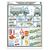 Плакаты Перевозка опасных грузов автотранспортом (5 листов), фото 1