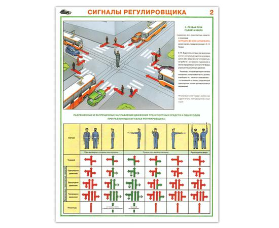 Плакат Безопасность в авторемонтной мастерской.Электромеханический подъемник, фото 2